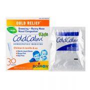 Thuốc trị cảm lạnh cho bé ColdCalm Boiron 30 ống Mỹ