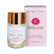 Viên uống tinh chất hoa hồng Bella Fora Nhật Bản 35 viên