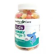 Gummy Omega-3 Healthy Care 250 viên kẹo dẻo dầu cá Úc