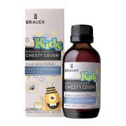 Siro trị ho Brauer Kids Chesty Cough Úc cho bé trên 2 tuổi