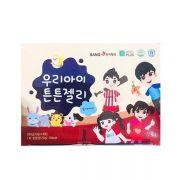 Thạch hồng sâm baby Sanga 14 gói x 20g của Hàn Quốc cho bé