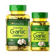 Tinh dầu tỏi Odorless Garlic 1000mg 100 viên Puritan's Pride