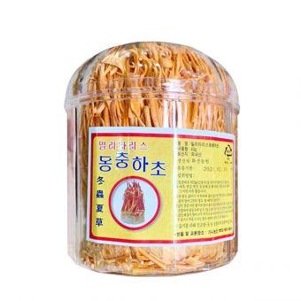 Đông trùng hạ thảo nguyên con sấy khô Hàn Quốc hộp 45g