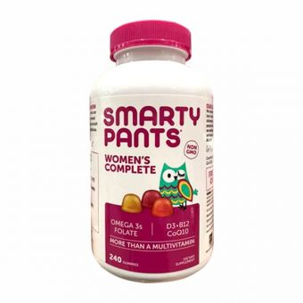 Kẹo dẻo vitamin Smarty Pants Women's Complete cho phụ nữ