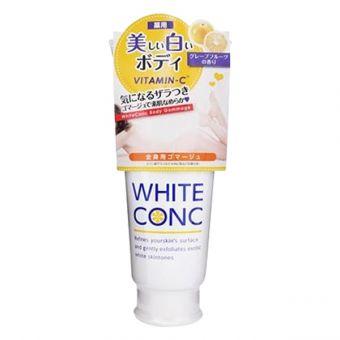 Tẩy tế bào chết White Conc Nhật Bản 150ml dưỡng trắng da
