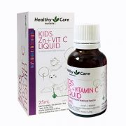 Healthy Care Kids Zinc + vitamin C Liquid 25ml của Úc