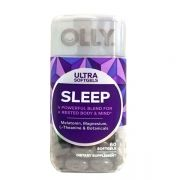 Kẹo dẻo ngủ ngon Olly Ultra Sleep 60 viên chính hãng Mỹ