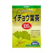 Trà lá bạch quả Orihiro Nhật Bản - Bổ não, tăng tuần hoàn máu