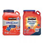 Viên giặt quần áo Kirkland Ultra Clean 152 viên mẫu mới - Mỹ