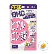 Viên uống cấp nước DHC Hyaluronic Acid Nhật Bản 20 ngày