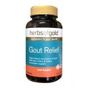 Viên uống Gout Relief Herbs Of Gold hỗ trợ trị gút của Úc