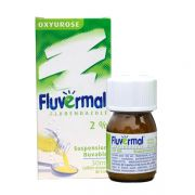 Siro tẩy giun Fluvermal 30ml Pháp - Vị siro ngọt dễ uống
