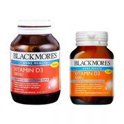Viên bổ sung Vitamin D3 1000IU của Úc - Giúp xương chắc khỏe