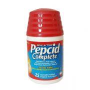 Viên ngậm giảm ợ nóng Pepcid Complete 25 viên của Mỹ