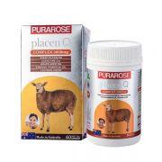 Viên nhau thai cừu Placen Q Complex 3000mg Purarose 60 viên ...