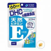 Vitamin E DHC của Nhật Bản 60 viên/ 60 ngày mẫu mới 2020