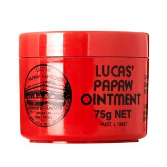 Kem đa năng Lucas Papaw Ointment hũ 75g của Úc cho bé