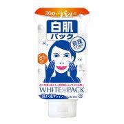Mặt nạ ủ trắng da Utena White Pack 140g của Nhật Bản
