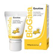 Men vi sinh Biogaia Gouttes nội địa Pháp tuýp 5ml cho bé