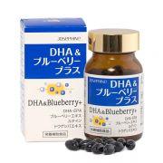 Viên uống bổ não, bổ mắt DHA & Blueberry Plus Josephine 90