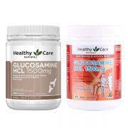 Glucosamine HCL 1500mg của Úc hãng Healthy Care
