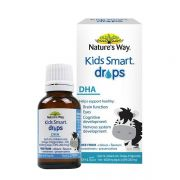 Siro Kids Smart Drops DHA 20ml Nature's Way cho bé từ 4 tuần