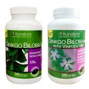 Trunature Ginkgo Biloba 120mg 300 viên của mỹ