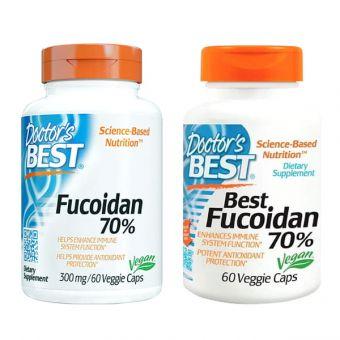 Best fucoidan 300mg 60vc - Hỗ trợ cho bệnh nhân ung thư