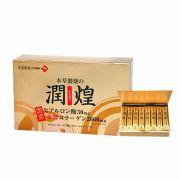 Collagen sụn vi cá mập Hanamai Gold Premium 60 gói Nhật Bản