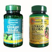 Ginkgo Biloba 120 Mg Puritan's Pride Của Mỹ - Hộp 100 Viên