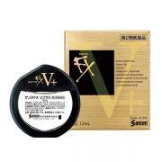 Nhỏ mắt Santen FX 12ml của Nhật Bản loại màu vàng