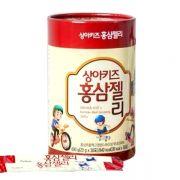 Thạch hồng sâm baby Sanga Kid's Jelly Hàn Quốc 30 gói