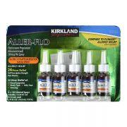 Thuốc trị viêm xoang Kirkland Aller-Flo của Mỹ, bộ 5 lọ