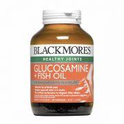 Viên Bổ Xương Khớp Glucosamin Blackmores + Fish Oil Của Úc