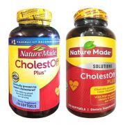 Viên giảm Cholesterol Nature made CholestOff Plus 200 viên