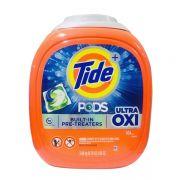 Viên giặt Tide Pods With Ultra Oxi 104v - Công nghệ 4 in 1