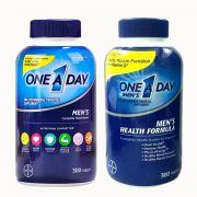 Vitamin cho nam giới ONE A DAY Men's Multivitamin Health Formula 300 viên của Mỹ