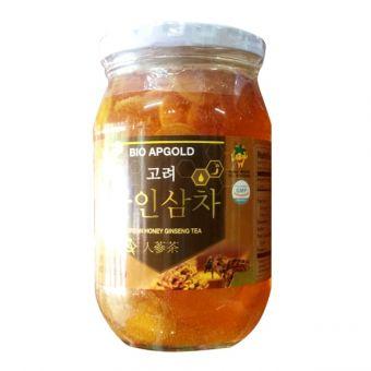 Sâm tươi Hàn Quốc ngâm mật ong hũ 580g, giào hàng toàn quốc