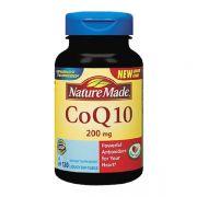 CoQ10 200mg Nature Made Của Mỹ - Bổ Trợ Tim Mạch -120 Viên