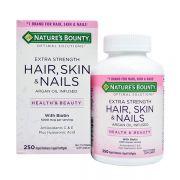 Nature's Bounty Hair, Skin&Nails-Chăm Sóc Da, Móng Và Tóc