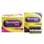 Thuốc hỗ trợ điều trị viêm loét dạ dày ợ nóng Nexium 24hr
