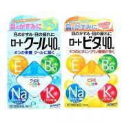 Thuốc nhỏ mắt Rohto bổ sung vitamin 40 Nhật Bản 12ml