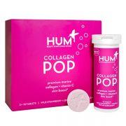 Viên sủi Hum Collagen Pop 30 viên - Làm đẹp da, chống lão hóa