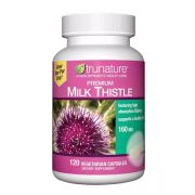 Viên uống bổ gan Trunature Premium Milk Thistle 160mg Mỹ