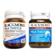 Viên uống Milk Thistle Blackmores giải độc gan của Úc