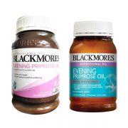 Viên uống tinh dầu hoa anh thảo Blackmores Primrose Oil