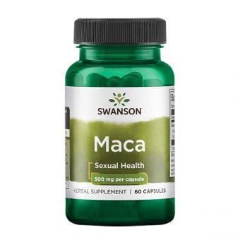 Viên uống Maca Swanson 500mg tăng cường sinh lý