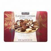 Bánh Chocolate European Cookies 1,4kg - Quà Tết ý nghĩa