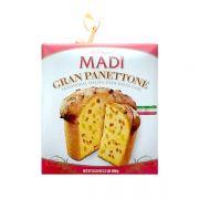 Bánh Madi Gran Panettone 1kg - Bánh mì nho khô của Ý