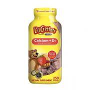Kẹo dẻo bổ sung Calcium + D3 L'il Critters Gummies 250 viên